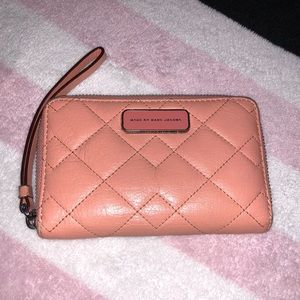 Marc Jacobs Coral Wallet